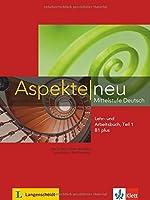Aspekte in Halbbanden: Lehr- Und Arbeitsbuch B1 Plus Teil 1 MIT CD (German Edition) by Unknown(2014-04-01)