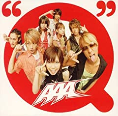 """AAA「""""Q""""」のジャケット画像"""