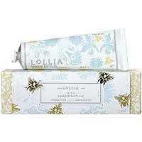 ロリア(LoLLIA) ハンドクリーム Wish 35g (白い花にしたたる蜜とバニラの甘く切ない願い)