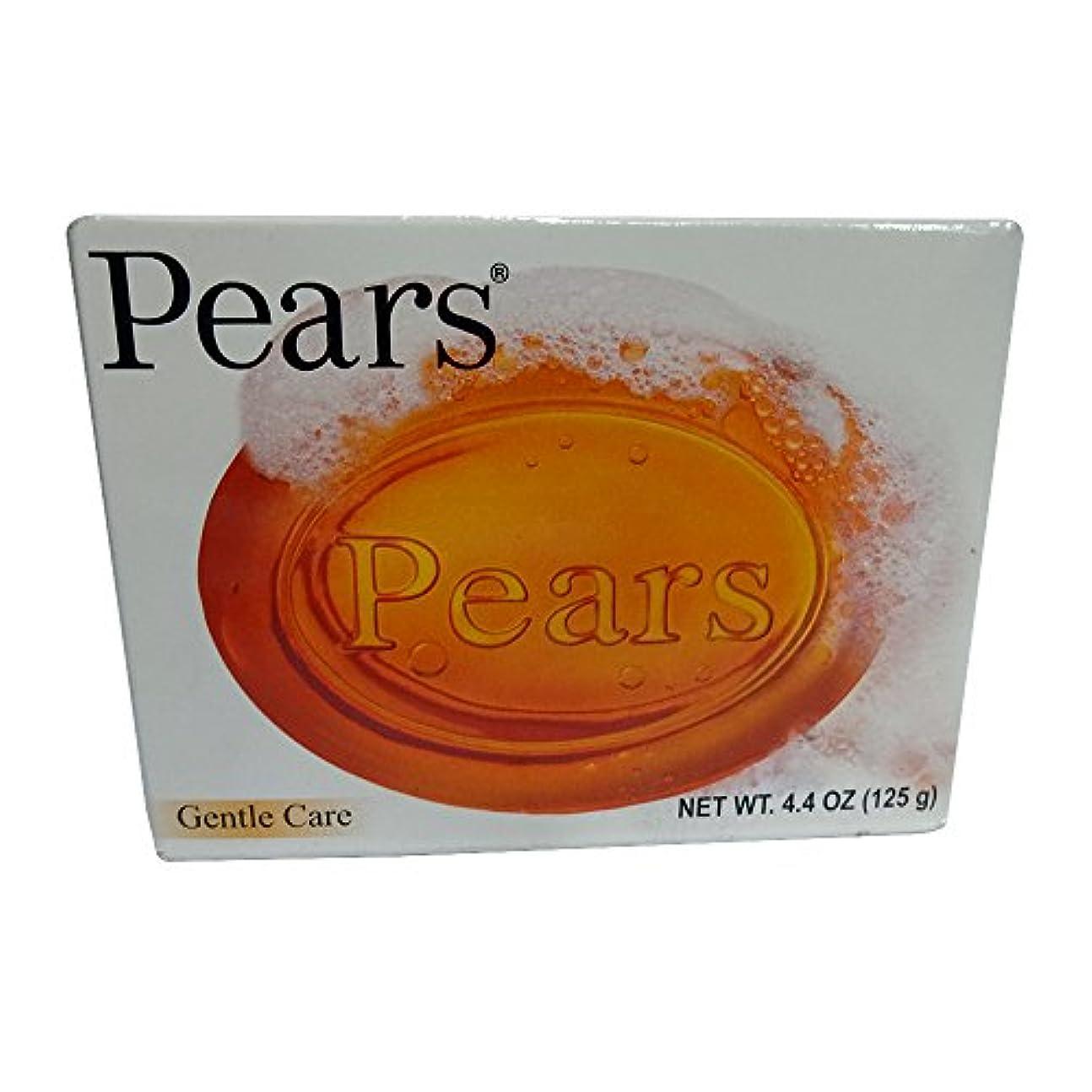 写真撮影ボード原告Pears ソープジェントルケア透明4.4オズ(3パック) 3パック