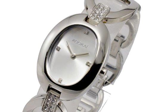 クーカイ KOOKAI クオーツ レディース 腕時計 1680-0003 腕時計 海外インポート品 クーカイ mirai1-280742-ak [並行輸入品] [簡易パッケージ品]