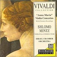 """""""Anna Maria"""" Violin Concertos"""