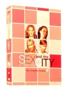 セックス・アンド・ザ・シティ シーズン 2 [DVD]