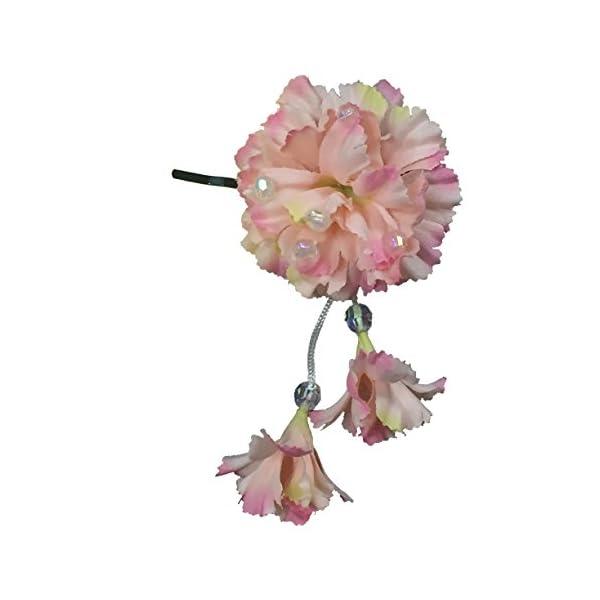 [粋花] Suika フラワーピン 1020 ピンクの商品画像