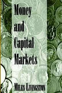 Download Money and Capital Markets 1878975153