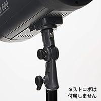 HD-600シリーズ用グリップ雲台
