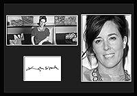 10種類! ケイト・スペード/Kate Spade/サインプリント&証明書付きフレーム/BW/モノクロ/ディスプレイ/3W (08) [並行輸入品]