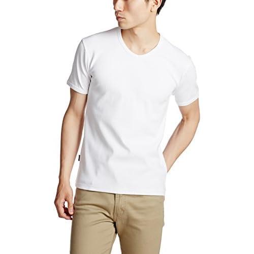 (アヴィレックス)AVIREX AVI-DAILY V-S/S 6143501 1 WHITE S Tシャツ