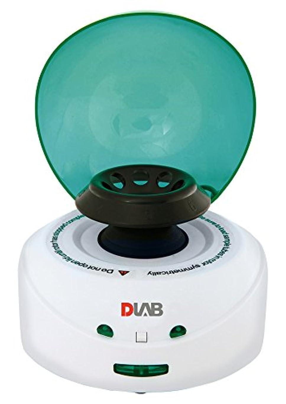 正統派ファウル扱いやすいDLAB 卓上小型遠心機