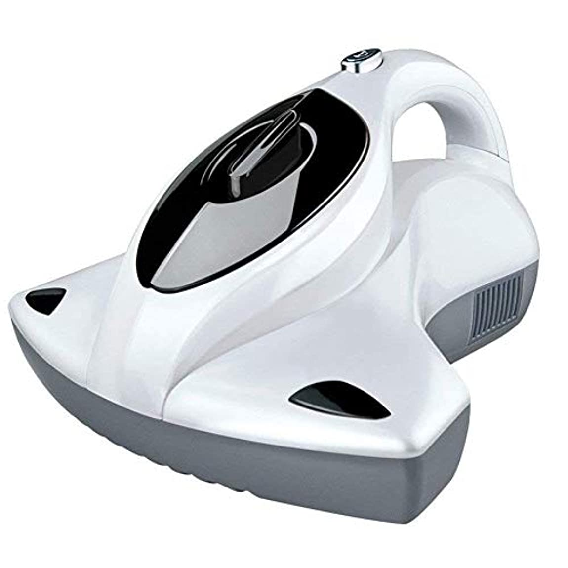 品種免疫する魅力的抗菌UV光ダニ吸盤掃除機ベッド掃除機コード付きハンドヘルド、サイクロンろ過システムホワイト barir