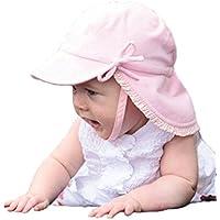 (サングローブ) Sunglobe UVカット 帽子(ベビー用) - ベビー ハット - ソフト ベイビー レジオネラ カラー:ピンク 41cm