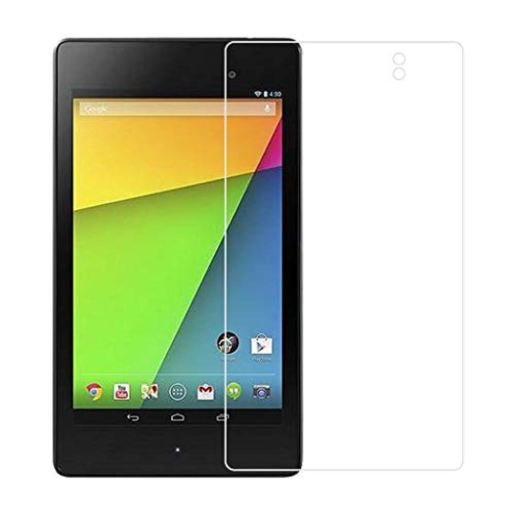 全部歌手機転【保護フィルム 2枚セット】Nexus 7 (2012モデル) Google タブレット 専用 PET フィルム 極薄 超光沢 高透過率 衝撃吸収 液晶保護フィルム