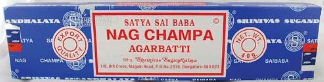 準備する音失速Home Fragrance Incense Nag Champa Peace Mental Clarity Best Selling Incense in the World Sticks 40 gm