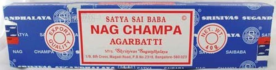 一月失敗怠惰Home Fragrance Incense Nag Champa Peace Mental Clarity Best Selling Incense in the World Sticks 40 gm