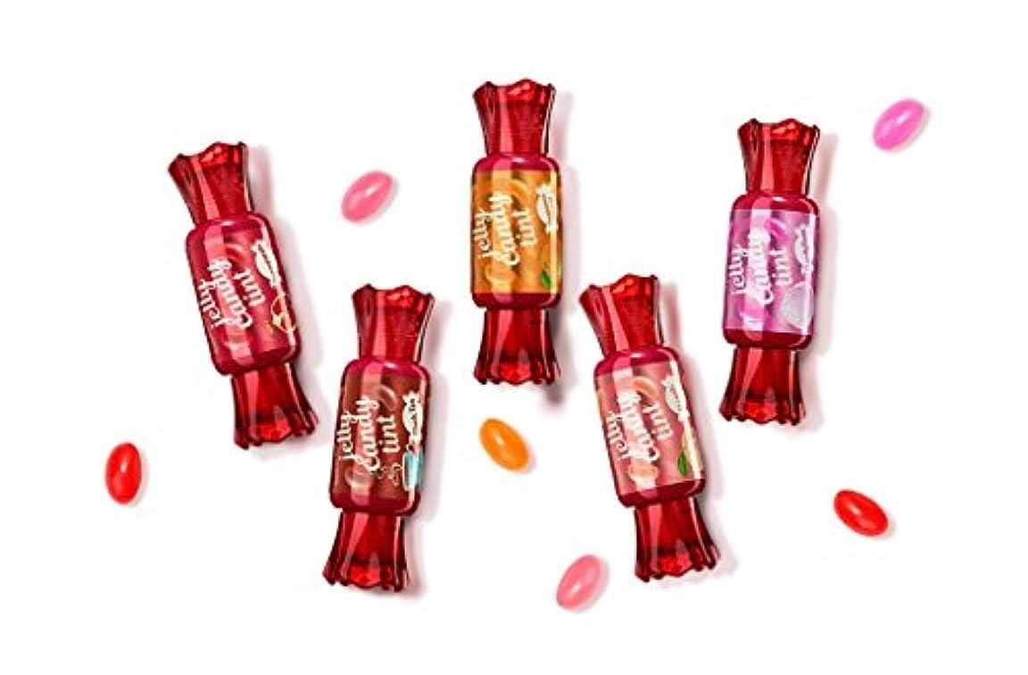 遵守する魅力的であることへのアピール援助するザセム the SAEM センムルゼリー キャンディティント #01Pomegranate ザクロ