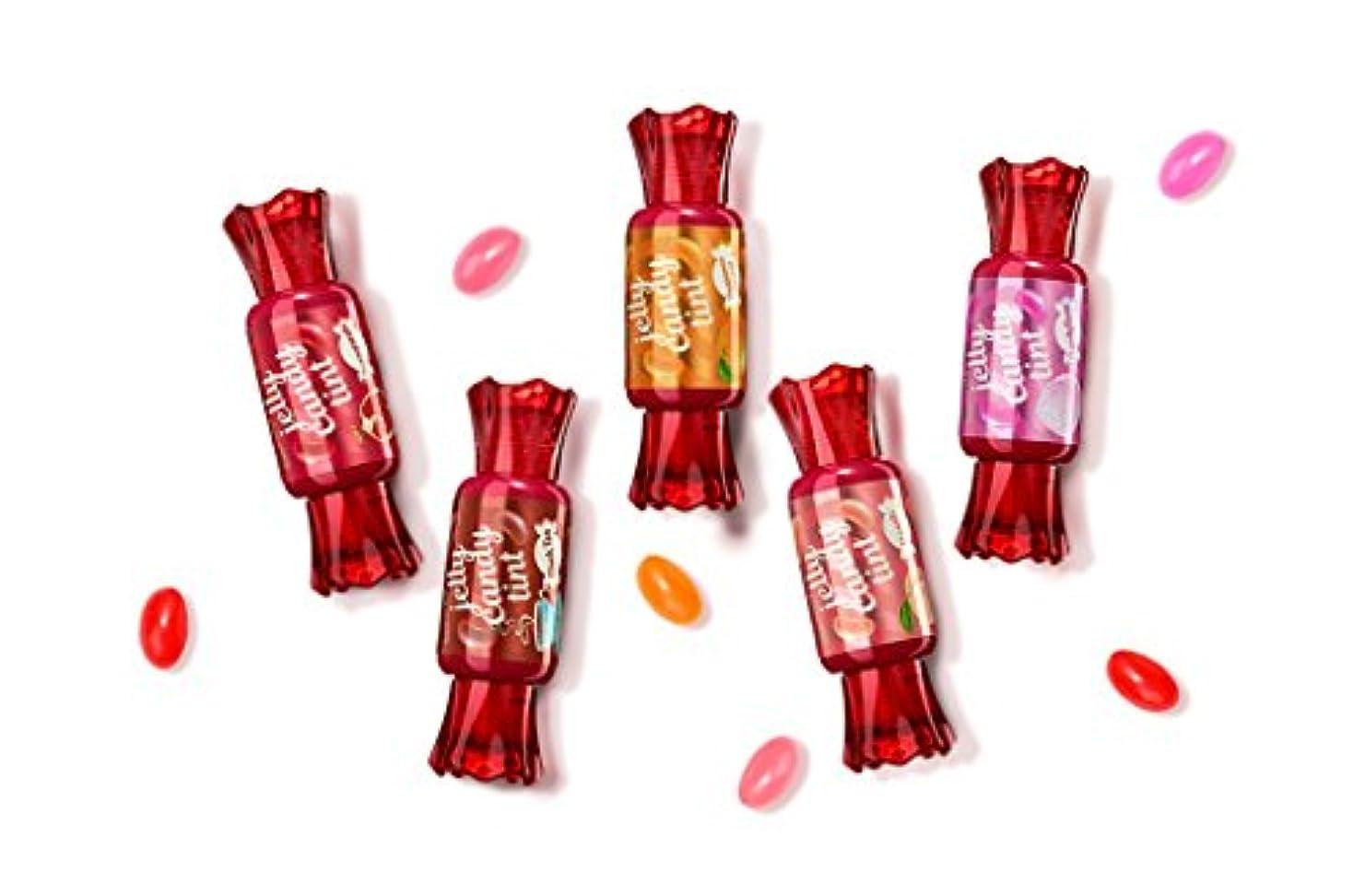 文字通りアレルギー上陸ザセム the SAEM センムルゼリー キャンディティント #01Pomegranate ザクロ