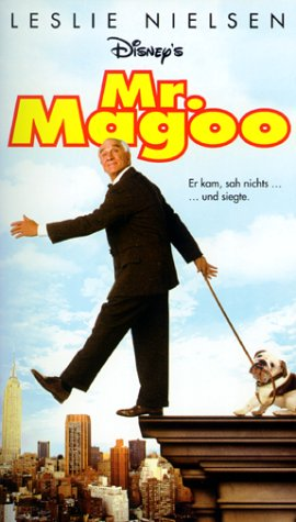 Mr. Magoo [VHS] [Import]