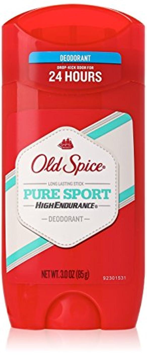 ヤング間に合わせ火星【Old Spice】オールドスパイス HEデオドラント(ピュアスポーツ) 3.0oz 85g