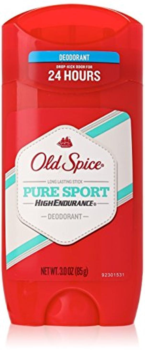 成功する合図誓約【Old Spice】オールドスパイス HEデオドラント(ピュアスポーツ) 3.0oz 85g