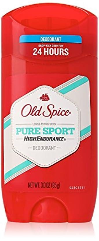 スタッフ無許可トン【Old Spice】オールドスパイス HEデオドラント(ピュアスポーツ) 3.0oz 85g