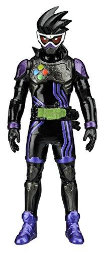 仮面ライダーエグゼイド ライダーヒーローシリーズ03 仮面ライダーゲンム アクションゲーマー