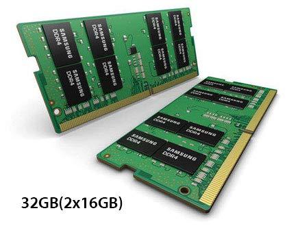 Samsung純正メモリー採用 サムスン PC4-21333 DDR4 2666MHz SO.DIMM iMac 2019 Mac mini 2018対応メモリー 32GB (2x16GB)