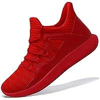 fereshte Men's Women's Casual Walking Shoes Breathable Sneakers