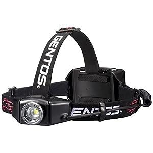GENTOS(ジェントス) LEDヘッドライト Gシリーズ ANSI規格準拠 作業灯 防災