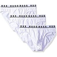 Hugo Boss BOSS Men's Brief 3p Co/El 10146061 01
