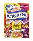 モンデリーズ・ジャパン キシリクリスタル フルーツアソート(59g)