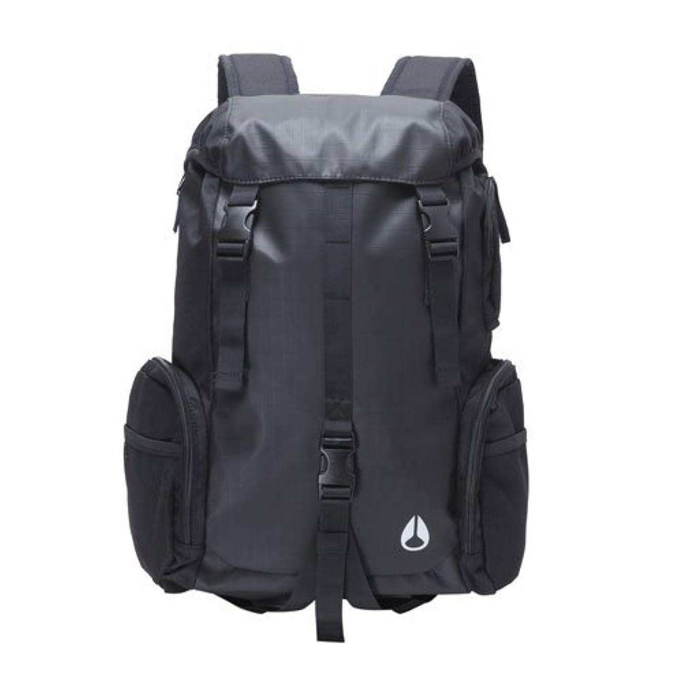一時停止旅終わった[ニクソン] NIXON 正規品 バッグ Waterlock Backpack II BLACK NC1952000-00 (コード:4035573513-1)
