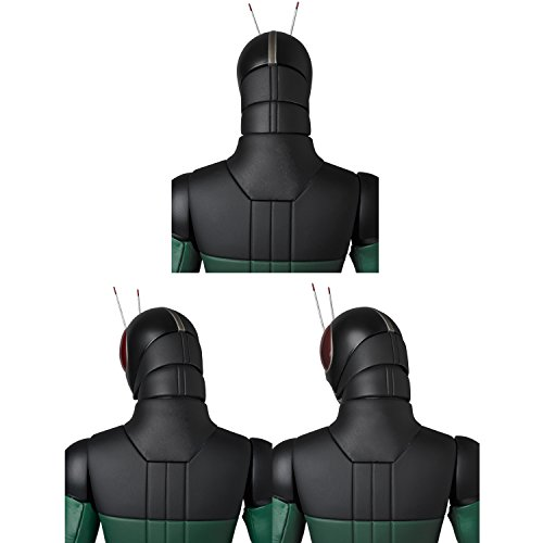 【メディコム・トイプレミアムクラブ限定】RAH(リアルアクションヒーローズ) DX 仮面ライダーBLACK RX(Ver.1.5)仮面ライダーBLACK RX』1/6スケール ABS&ATBC-PVC製 塗装済み 可動フィギュア