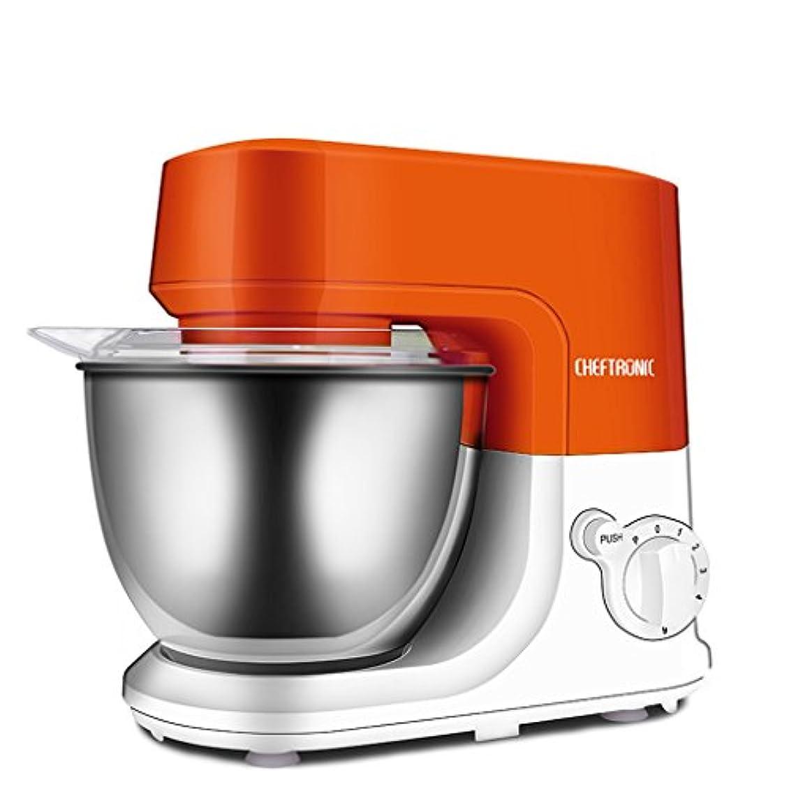 ミサイルエスニック文房具Global シェフのマシンと麺機の家多目的な卵は、新鮮なクリームミキサーを殴ら (色 : Orange)