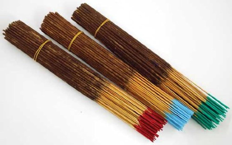 スローガン専制引退するFire Goddess電源エネルギーMeditation Incense StickバンドルAuricブレンドで90 – 95