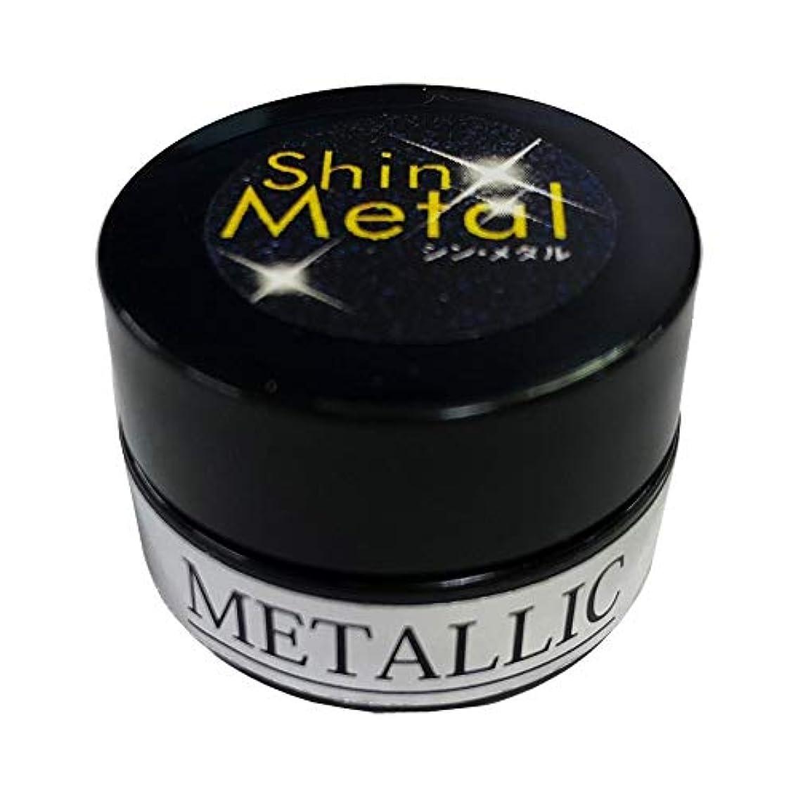 ボックス過敏なワイドJewelry Jel(ジュエリージェル) Jewelry Jel シン?メタル 3g ゴールド ジェルネイル