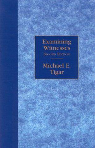 Download Examining Witnesses 1590312562
