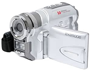 KFE EXEMODE 516万画素 デジタルムービーカメラ DV572-SV