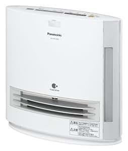 パナソニック 加湿機能付きセラミックファンヒーター ホワイト DS-FKX1204-W