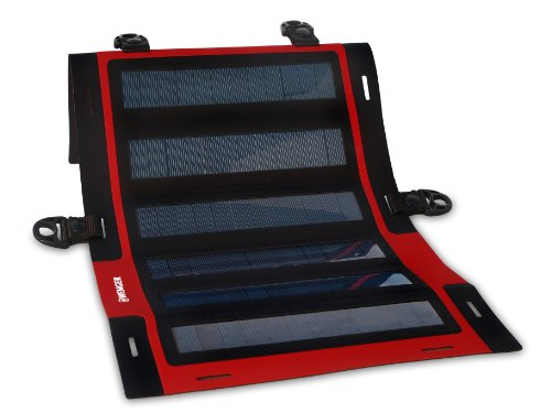 Wenger Pro Solar Charger (Red /Black)