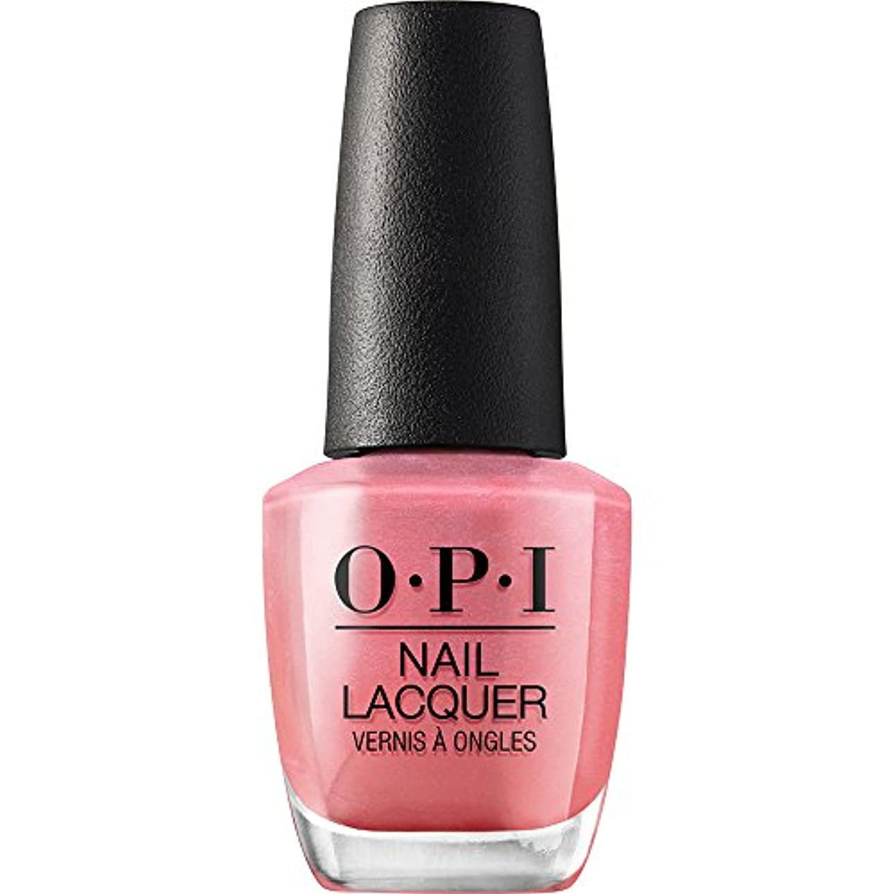OPI(オーピーアイ) NLA06 ハワイアン オーキッド