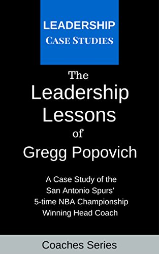 The Leadership Lessons of Greg...