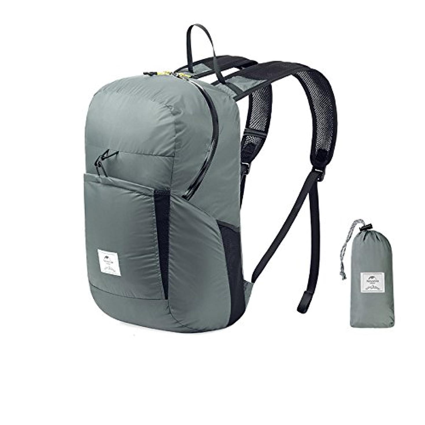 推定学期掃くユニセックスバッグ超軽量折りたたみバックパック防水ショルダーバッグバギーバッグ付きアウトドアトラベリングバッグ