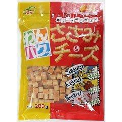 九州ペットフード わんパクッ ささみ&チーズ 280g