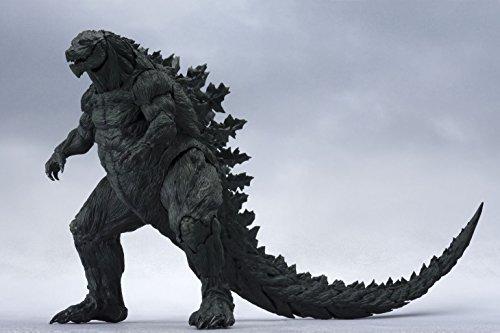 S.H.モンスターアーツ GODZILLA 怪獣惑星 ゴジラ(2017)-初回生産限定版- 約170mm PVC&ABS製 塗装済み可動フィギュア