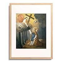 作者不明 legend of saint nicholas the saint receiving a new