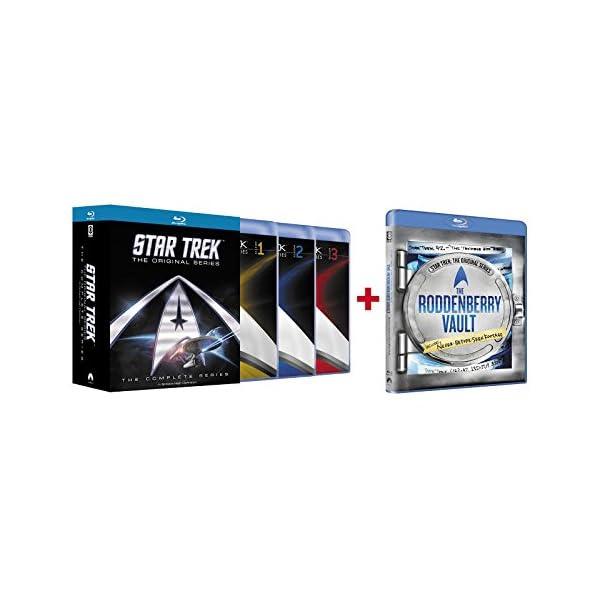 スター・トレック:宇宙大作戦 Blu-rayコン...の商品画像