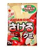 さけるグミ りんご UHA味覚糖 10個入り3BOX