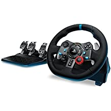 Logitech G29 Driving Force Feedback Racing Wheel ドライビングフォース ロジテック レーシングホイール 輸入品