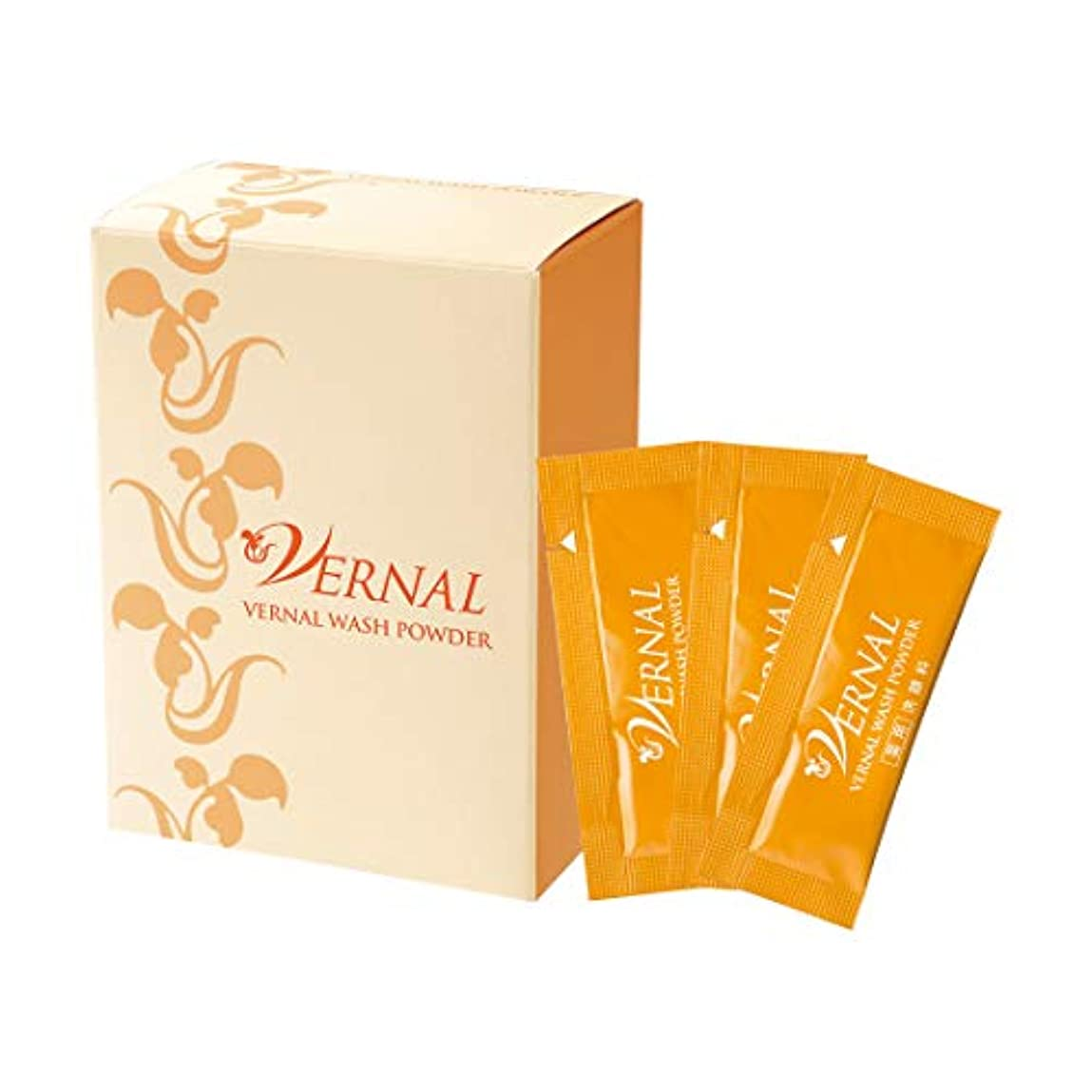 薬用ウォッシュパウダー30包 医薬部外品(1ヵ月分)/ヴァーナル 洗顔 酵素パウダー 薬用 酵素洗顔