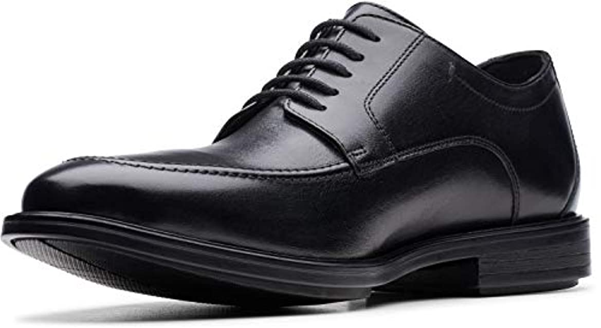 取り付けもつれBostonian Men's Hampshire Lace (9.5 W, Black)